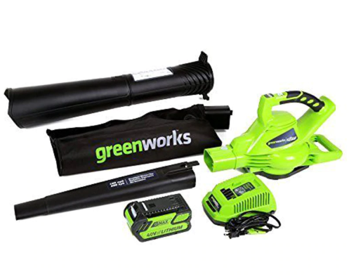 Greenworks 40V 185 MPH Review