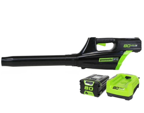 Greenworks PRO 80V 125MPH Leaf Blower Review