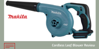 Makita DUB182Z Cordless Blower Review