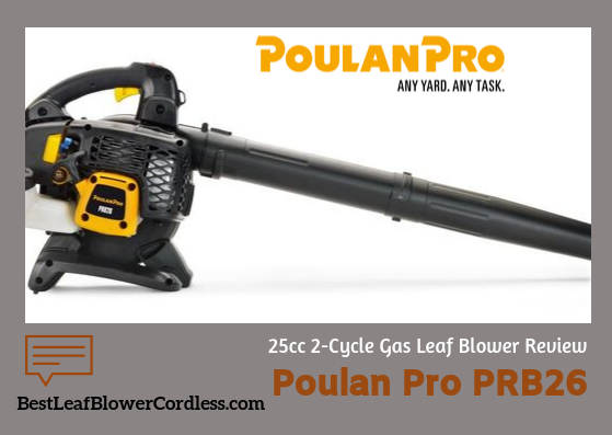 Poulan-Pro-PRB26-25cc-2-Cycle-Gas-Leaf-Blower-Reviews