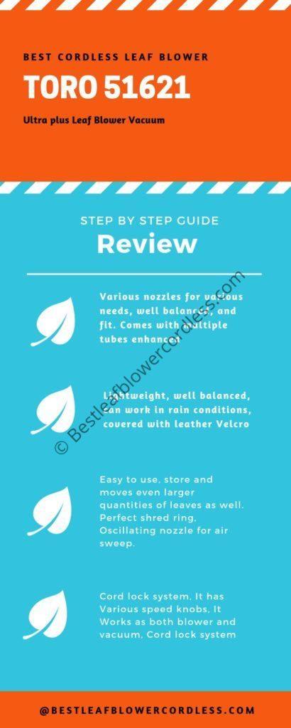 Toro 51621 Ultra Plus Leaf Blower Vacuum Reviews