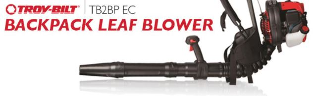 Troy Bilt TB2BP EC Leaf Blower Review