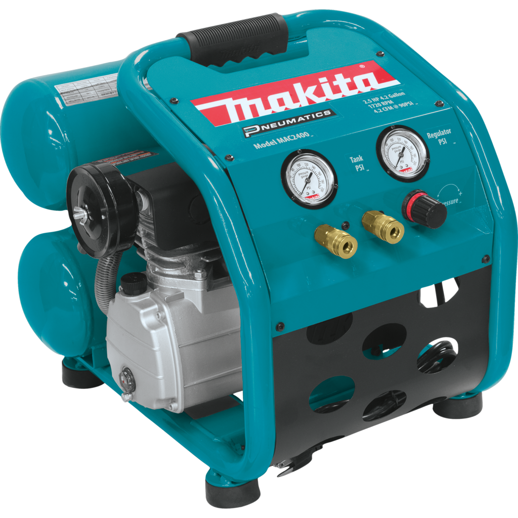Makita Mac2400 Air Compressor Review