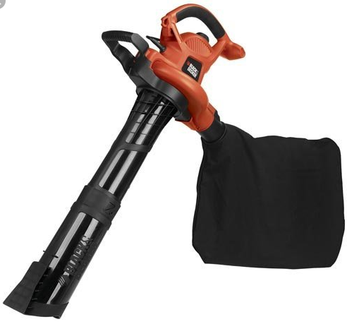 Black & Decker BV6000 Leaf Blower Review