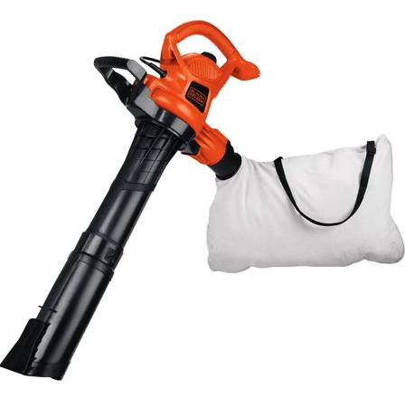 Black and Decker BV3600 Leaf Blower Review