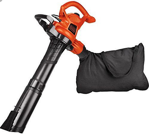 Black and Decker BV5600 Leaf Blower Review