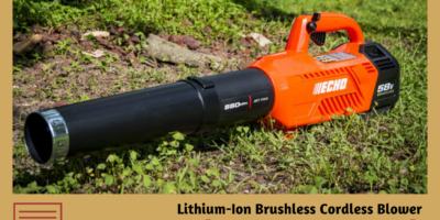 Echo cplb-58v2ah Leaf Blower Review