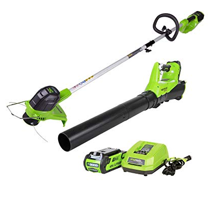 GreenWorks STBA40B210 Review
