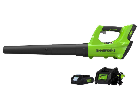 Greenworks 2400702 Review
