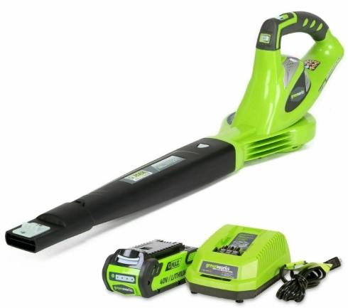 Greenworks 24252 Leaf Blower Review