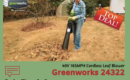 Greenworks 24322 40V 185MPH Leaf Blower Review