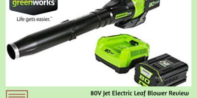 Greenworks BL80L2510 Leaf Blower Review