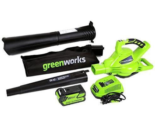 Greenworks 40V 185 MPH Leaf Blower Review