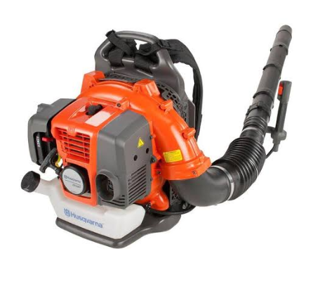 Husqvarna 350BT Backpack Leaf Blower Review