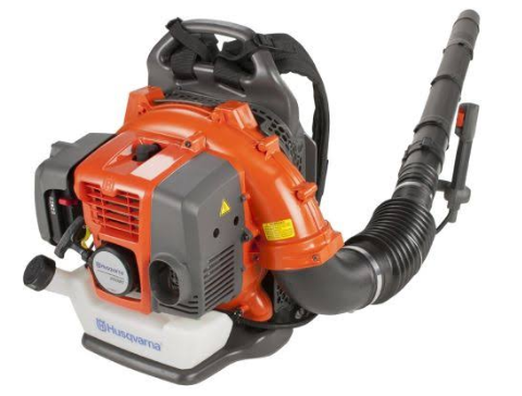 Husqvarna Backpack Blower 350BT Review