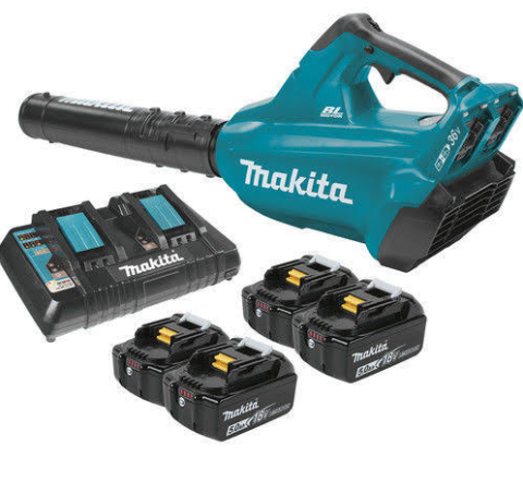 Makita Leaf Blower XBU02PT1 Review