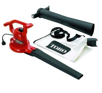 Toro 51619 Ultra Electric Blower Vacuum Review