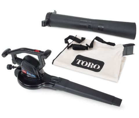 Toro Leaf Blower 51618 Super Electric Review