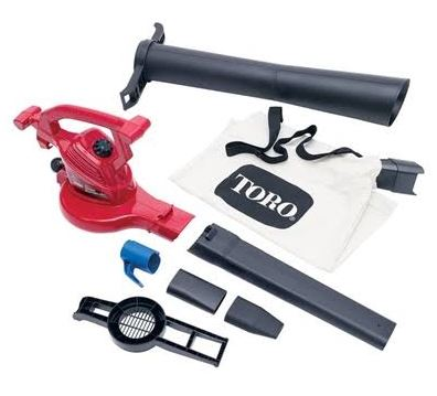Toro Leaf Blower 51619 Super Electric Review