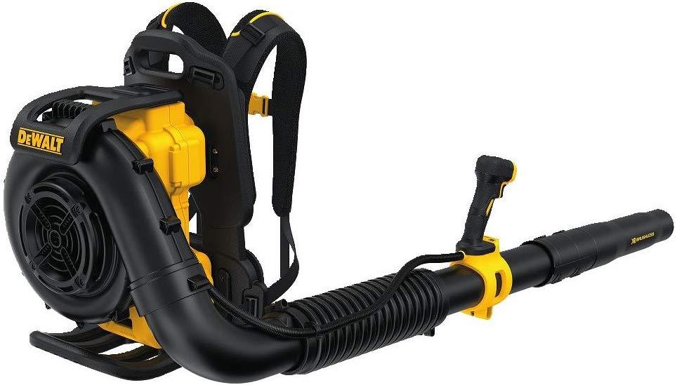 DEWALT DCBL590X1 Backpack Leaf Blower Review