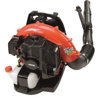 Echo PB-580T Backpack Leaf Blower Review