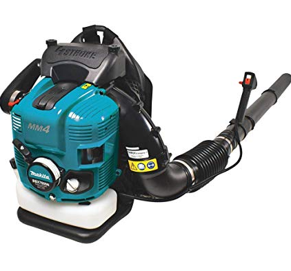 Makita BBX7600N Backpack Blower Review