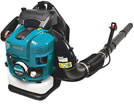 Makita Backpack Leaf Blower BBX7600N Review