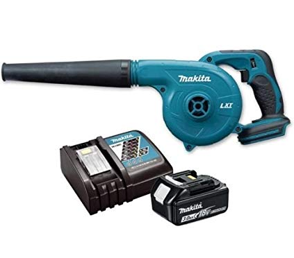 Makita dub182z 18v lxt lithium-ion cordless blower Review