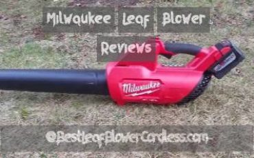Milwaukee Leaf Blower Reviews