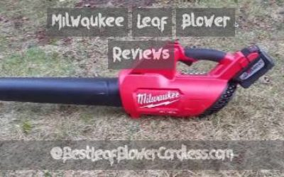 Milwaukee Leaf Blower Reviews