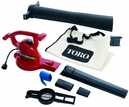 Toro 51609 Leaf Blower Review