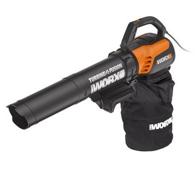WORX TURBINE WG510 Leaf Blower Review