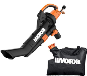 Worx WG509 Leaf Blower Review