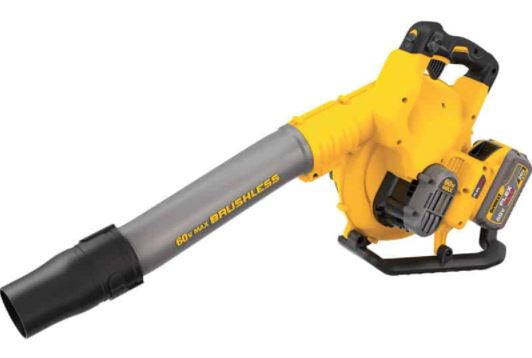 Dewalt DCBL770x1 Hnadheld Leaf Blower Review