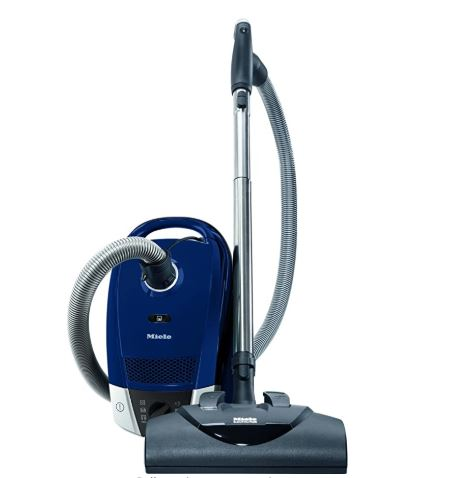 Miele Compact C1 Pure Suction Powerline Canister Vacuum Review