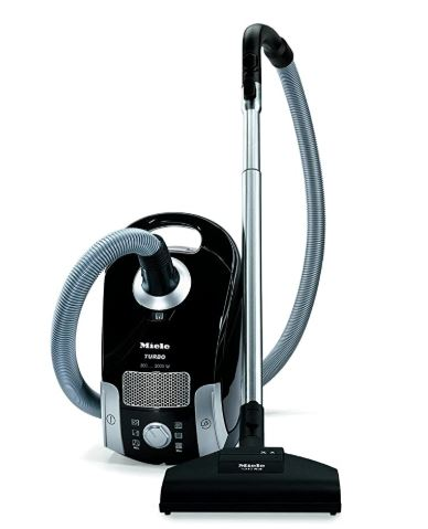 Miele Compact C1 Turbo Team canister vacuum cleaner Review