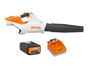 STIHL BGA 86 Leaf Blower Review