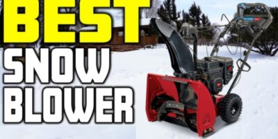 Best Snow Blower Reviews