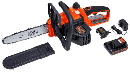 BLACK and DECKER LCS1020 Chainsaw Reviews