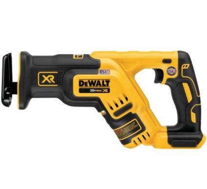 DeWalt DCS367B Reciprocating Saw Review