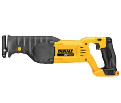 DeWalt DCS380B Reciprocating Saw Reviews