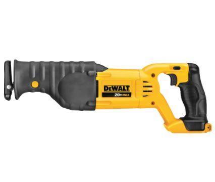 DeWalt DCS380B Reciprocating Saw Review