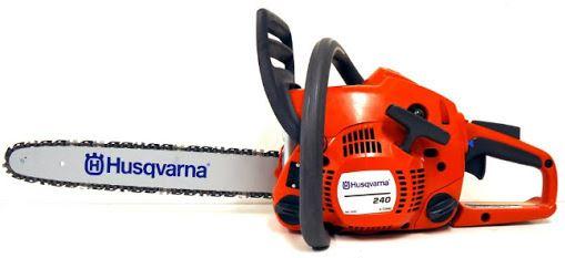 Husqvarna 240 Chainsaw Reviews