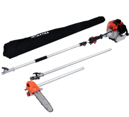 MAXTRA 90-180 Degree Pole Chainsaw Review