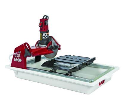 MK-370EXP Tile Saw Review