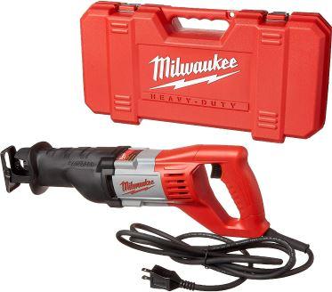 Milwaukee 6519-31 Reciprocating Saw reviews