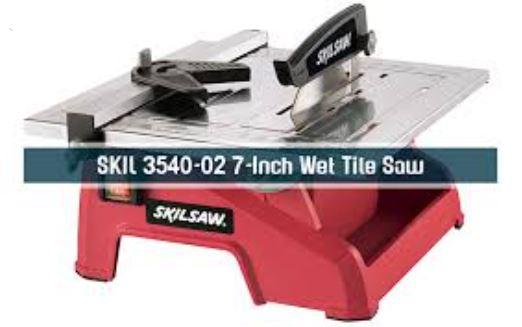 SKIL 3540-02 Tile Saw Reviews