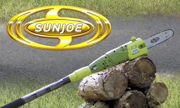 SunJoe SWJ800E Pole Saw Reviews