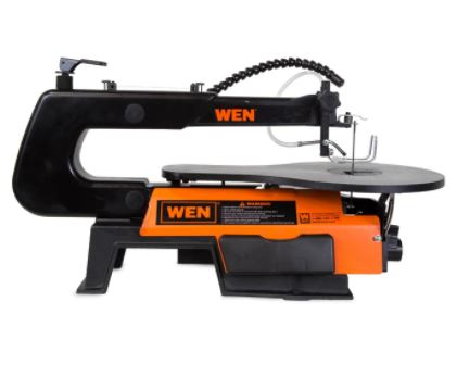 WEN 3921 Scroll Saw Review