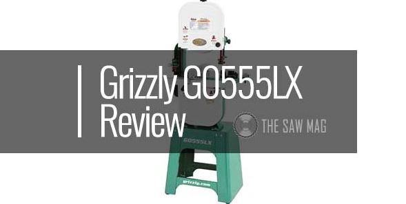 Grizzly G0555LX Band Saw Reviews
